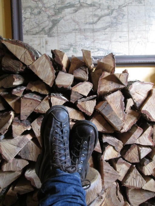 Moje věčné boty